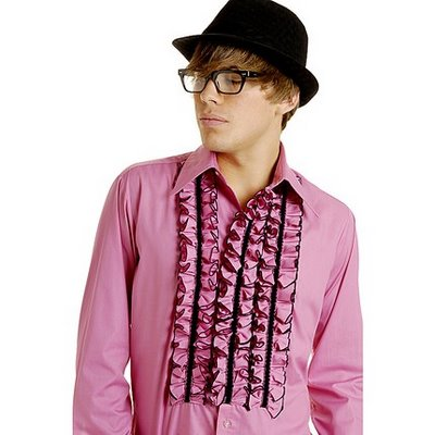 Guys Pink Shirt | Is Shirt