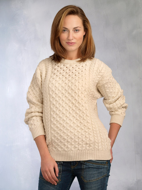 Knitting Pattern Ladies Crew Neck Jumper : STAYING SNAZZY IN A SWEATER THIS SEASON MusingsOfAPassionista