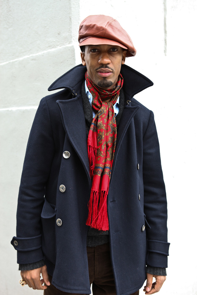 Style Focus Derrick Fonzworth Bentley Watkins